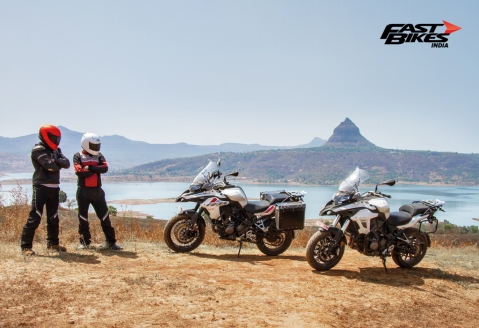 Benelli TRK 502 and 502 X: The Comeback