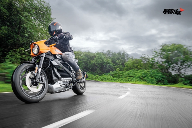 Harley-Davidson Livewire exclusive first ride review in India