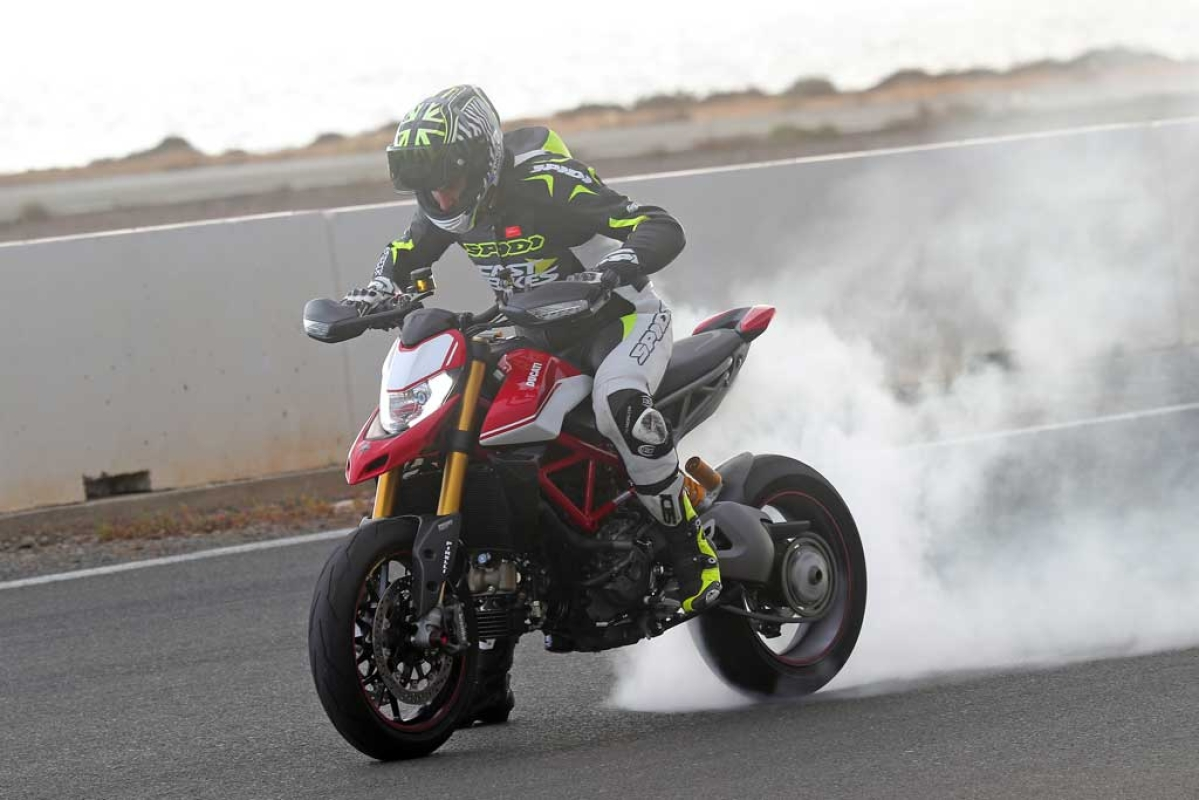 Ducati Hypermotard 950: First Ride Review