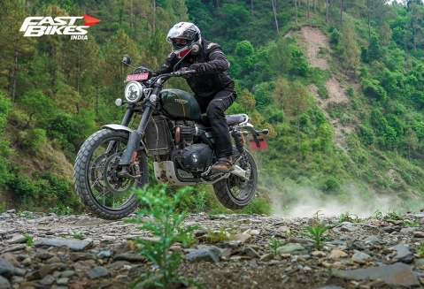 Triumph Scrambler 1200 XC: First ride review