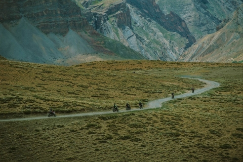 Ducati concludes its DRE Dream Tour to Spiti valley