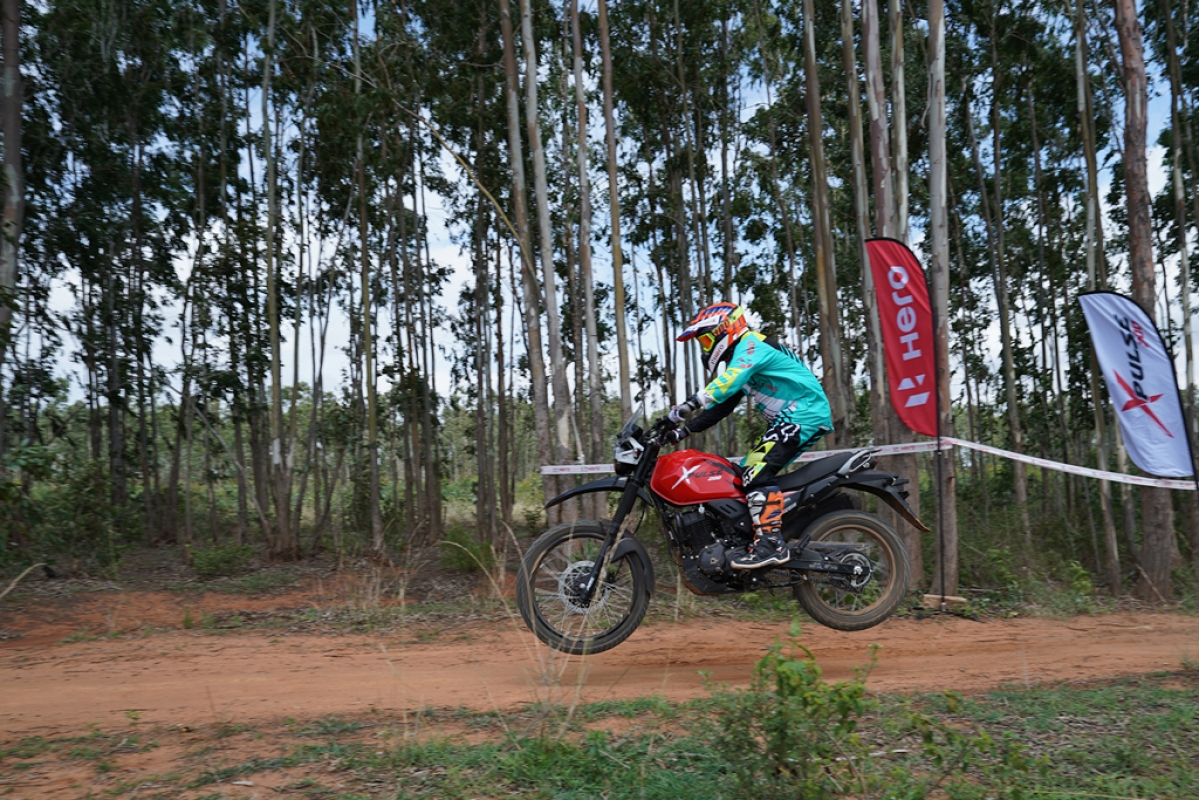 Hero XTracks off-roading experience comes to Bengaluru