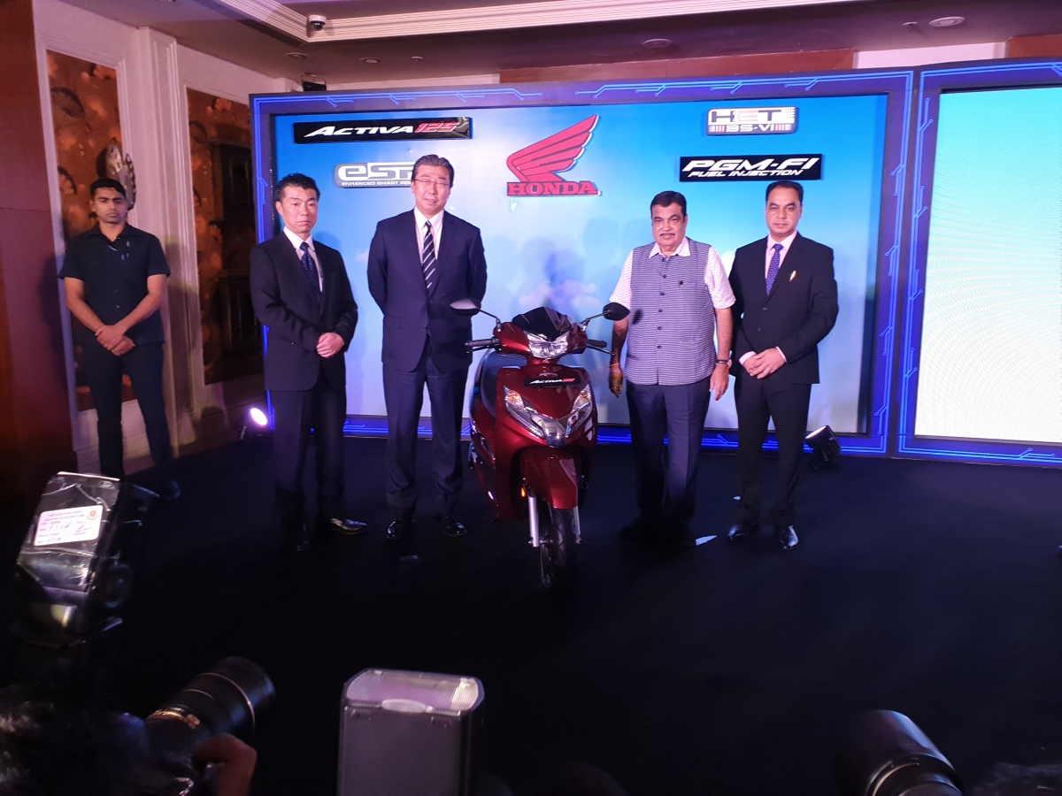 Honda Activa 125 BS6 launched at Rs 67,490