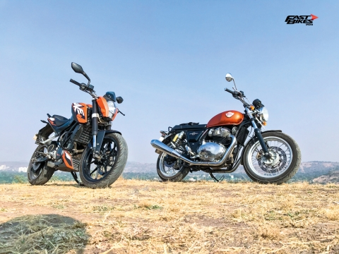 Long term report: Royal Enfield Interceptor 650