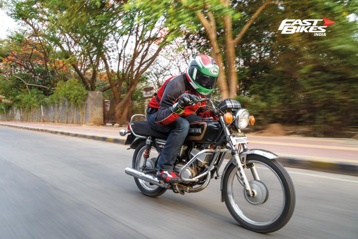 Yamaha RX 135: Gone but not forgotten