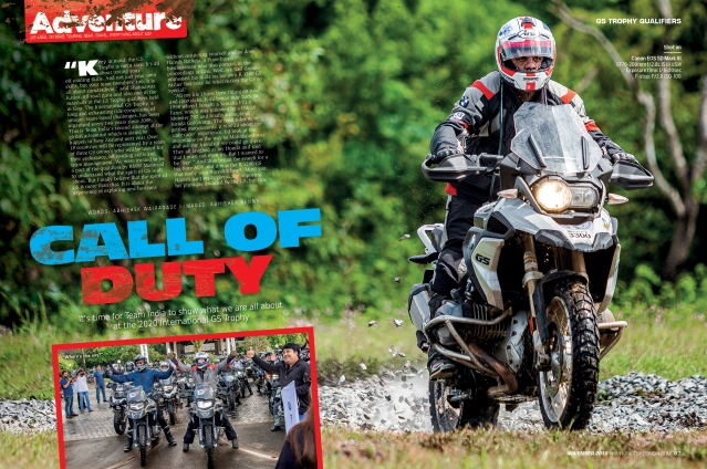 What's inside the November 2019 issue of Fast Bikes India magazine?