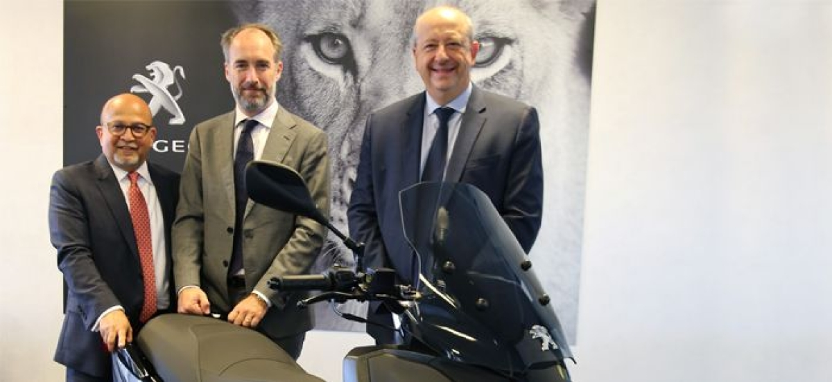 Mahindra subsidiary wholly acquires Peugeot Motocycles