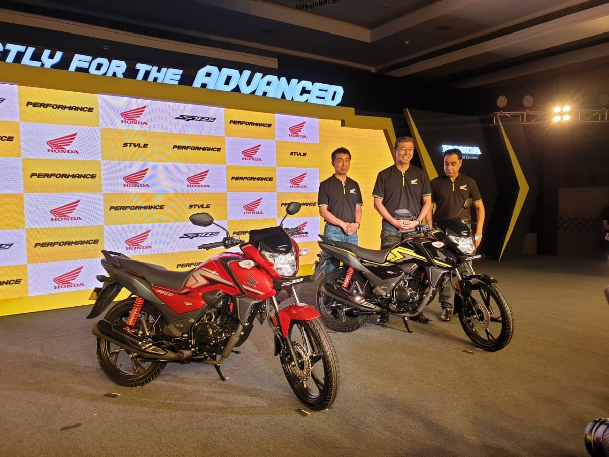Honda launches BS-VI-compliant SP 125 at Rs 72,900