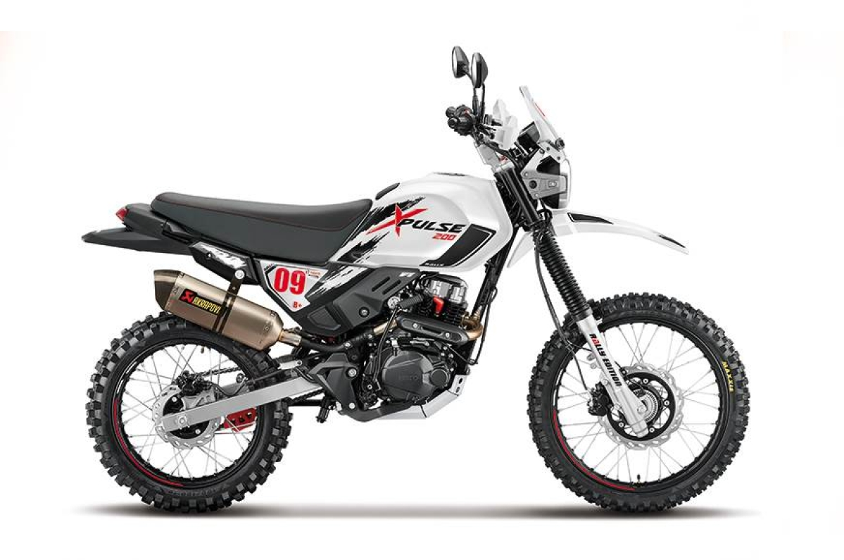 Hero showcases Xtreme 1.R concept at EICMA 2019