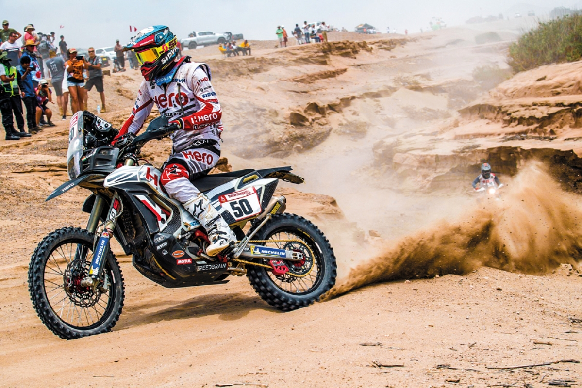 Hero MotoSports Team Rally announces team for Dakar 2020