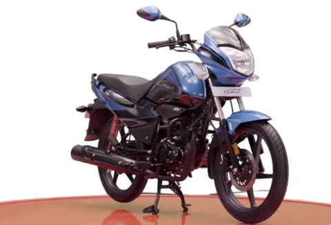 Hero launches BS-VI compliant Splendor iSmart at Rs 64,900