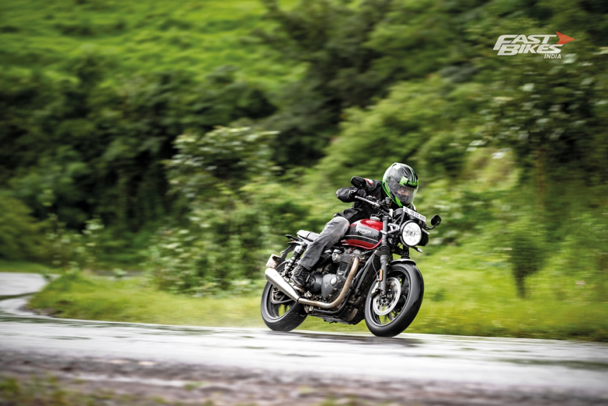 Triumph Bonneville Speed Twin: First Ride Review
