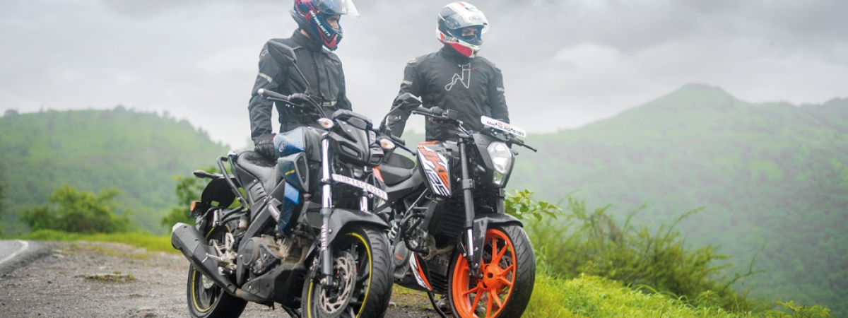 Worried about your child's safety? Good quality riding gear is a good step ahead
