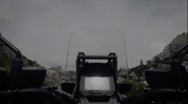 Suzuki teases 2020 V-Strom before official reveal at EICMA