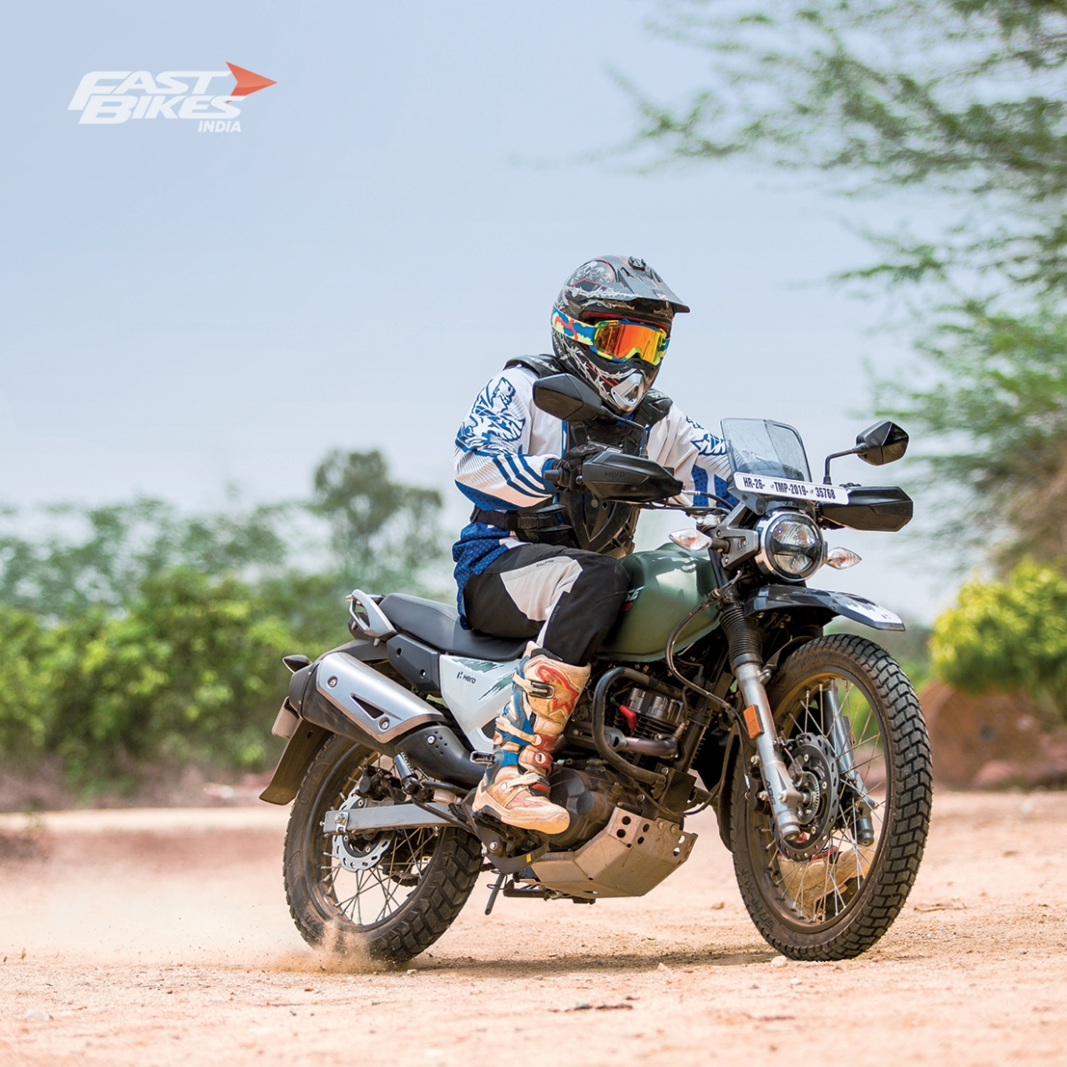 Bijoy Kumar column – The charm of on-off road bikes
