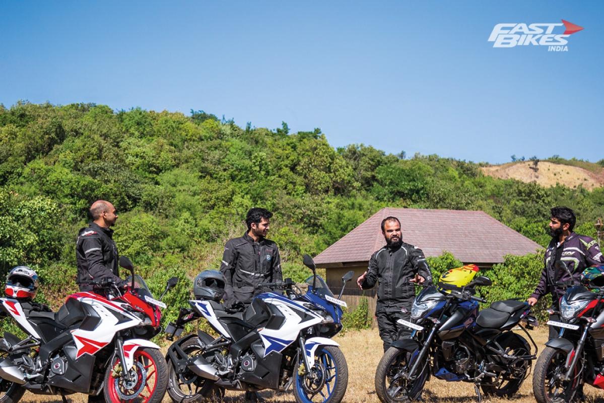 How to ride to 2019 India Bike Week?