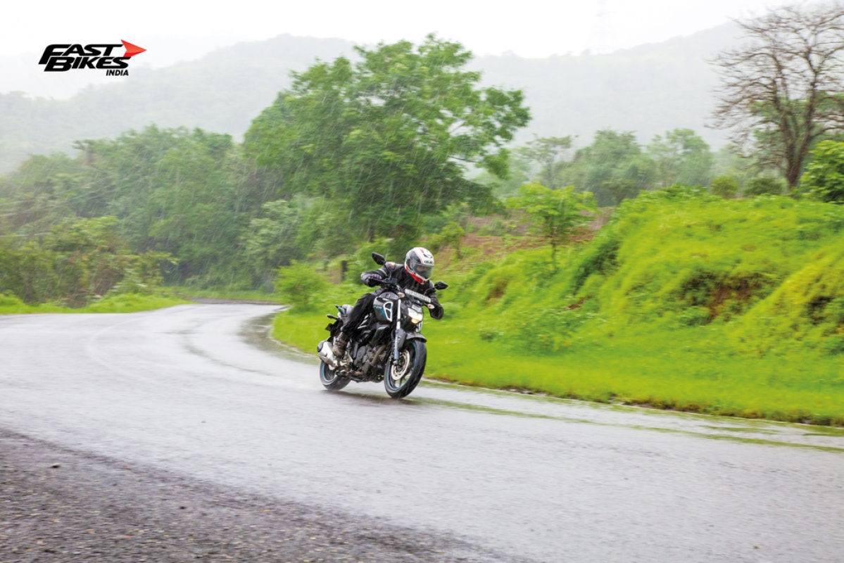 Yamaha FZ S: First Ride Review