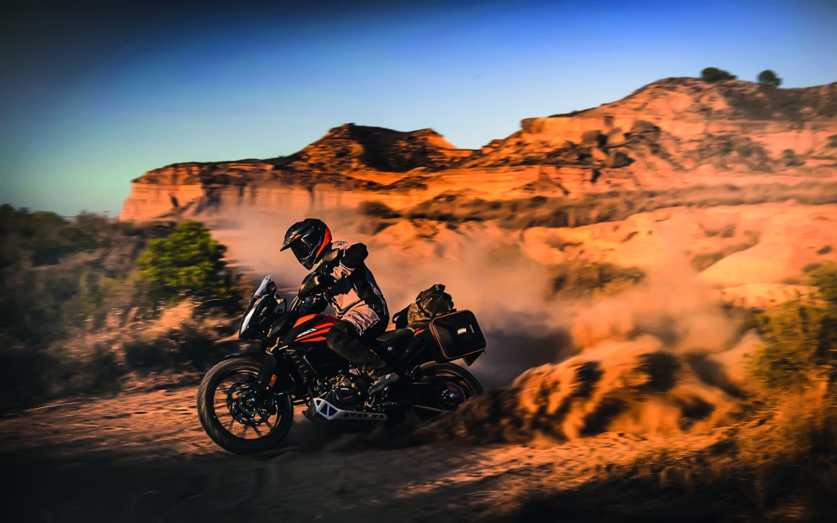 KTM confirms the launch of Adventure 390 and Adventure 250at IBW