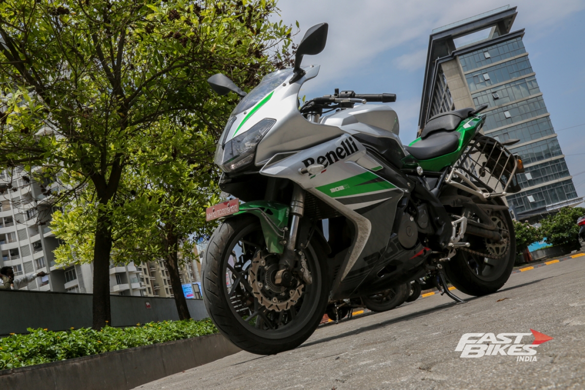 Benelli 302R: Long-term report