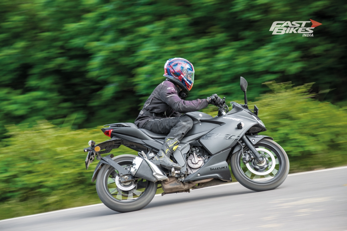 Suzuki Gixxer SF 250: Road Test Review