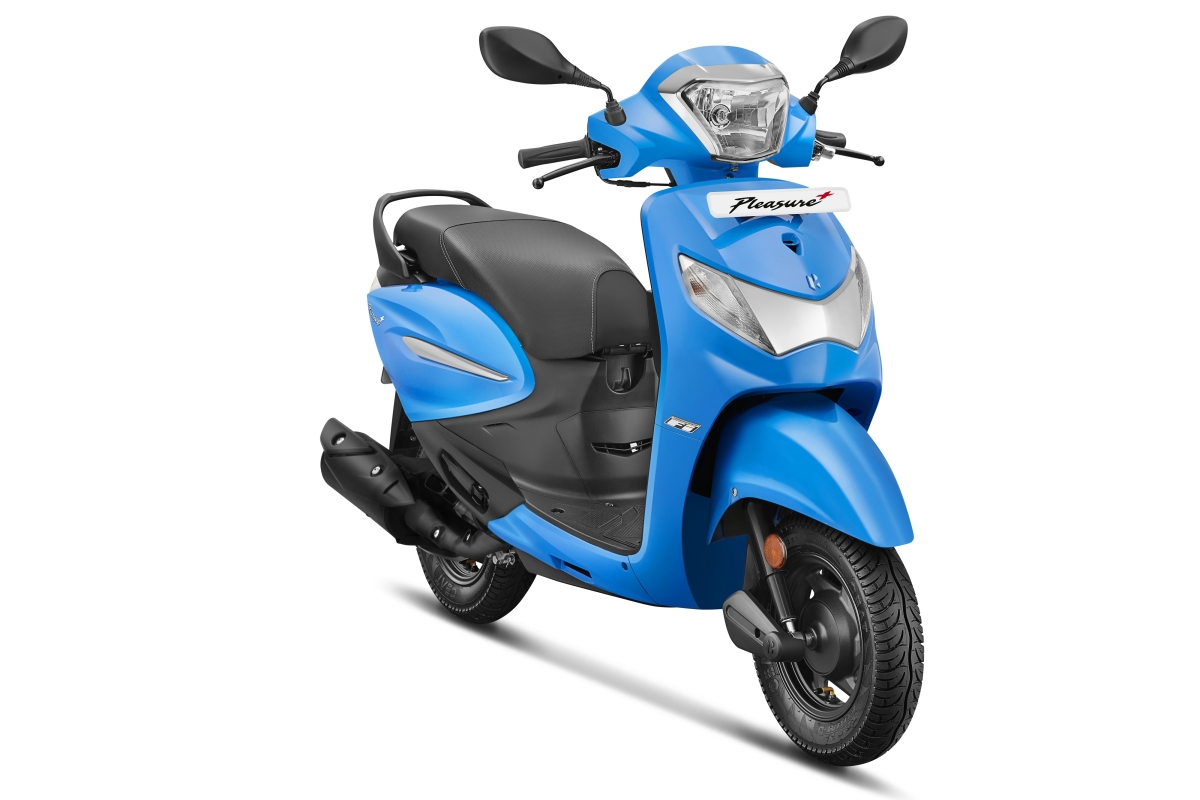 Hero MotoCorp launches BS6 compliant Pleasure+ 110 FI for Rs 54,800