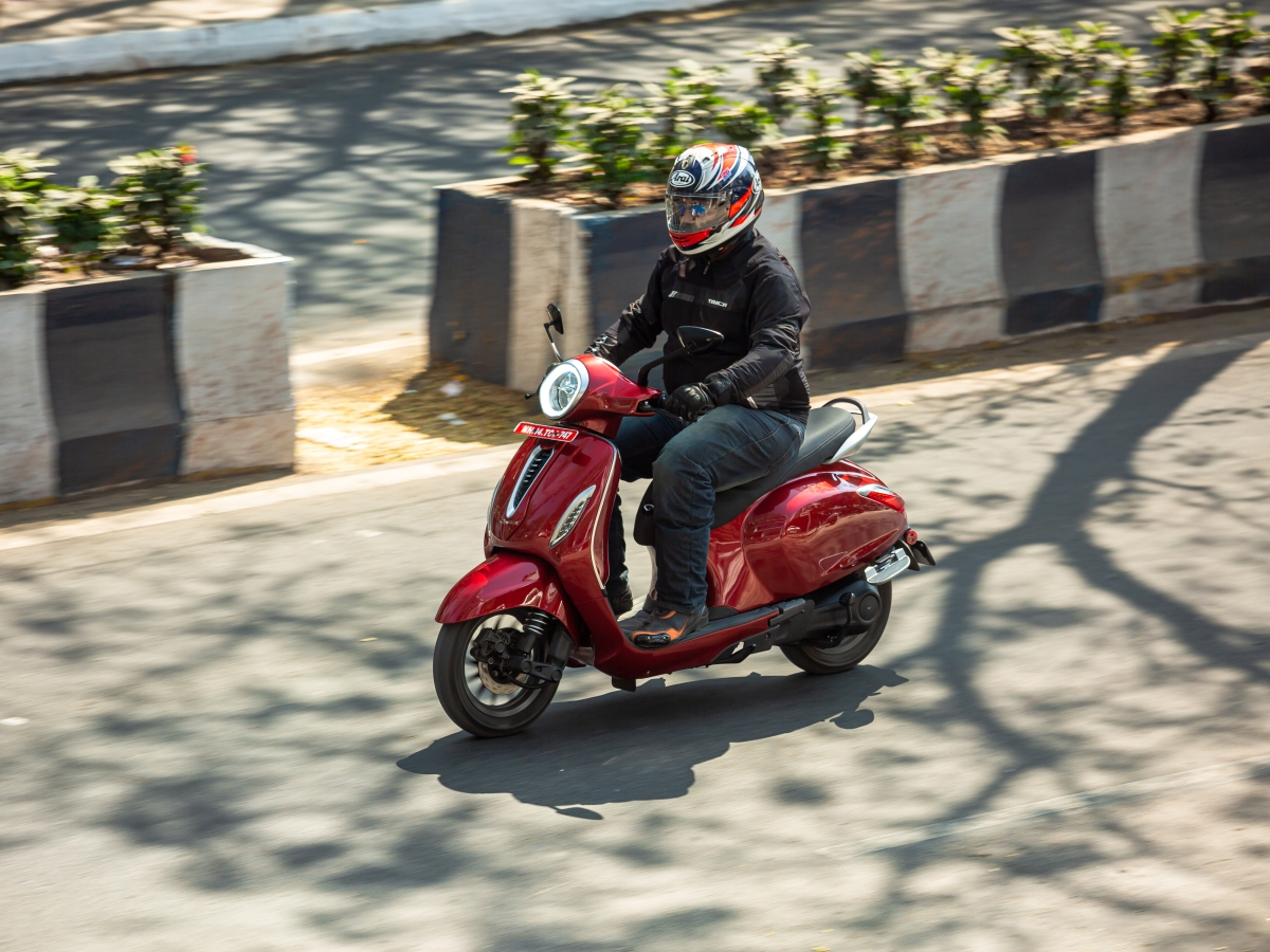 Bajaj Chetak first ride review: An electrifying start