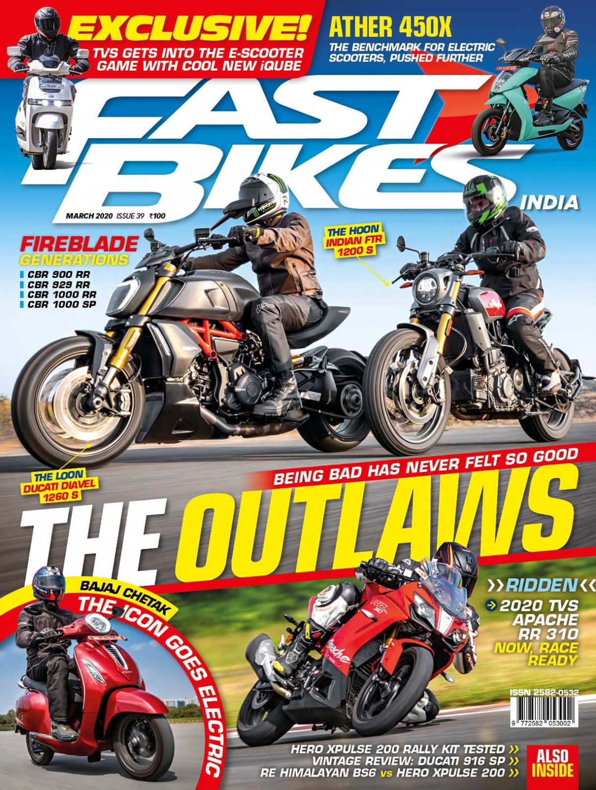 Fast Bikes India March issue: On Stands Now!