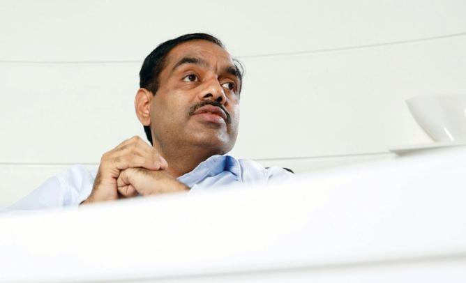 THE 5% PROBLEM: V. Balakrishnan, CFO, Infosys and (see below)