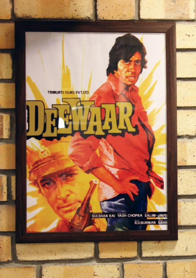 A Hindi movie poster.