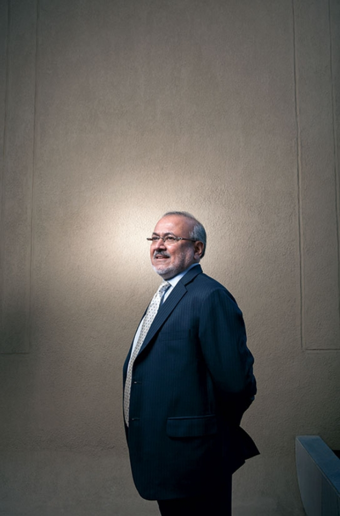 Habil Khorakiwala did not shy away from taking tough decisions, as long as his company benefited.