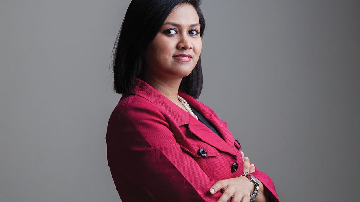 Devita Saraf: TV's consummate salesperson