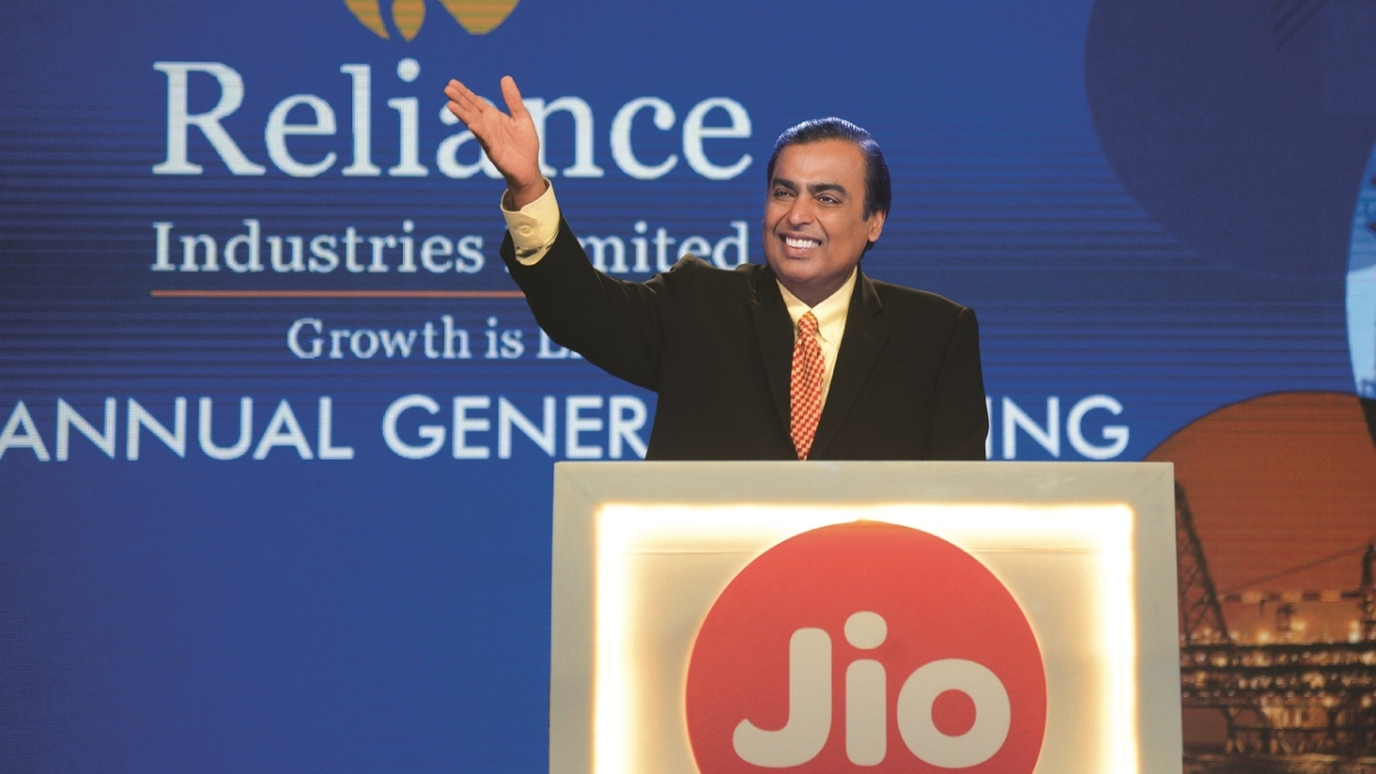 Jio Price Hike: Reliance at all time high