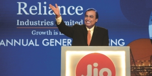 Jio Platform's valuation may only be second to Amazon