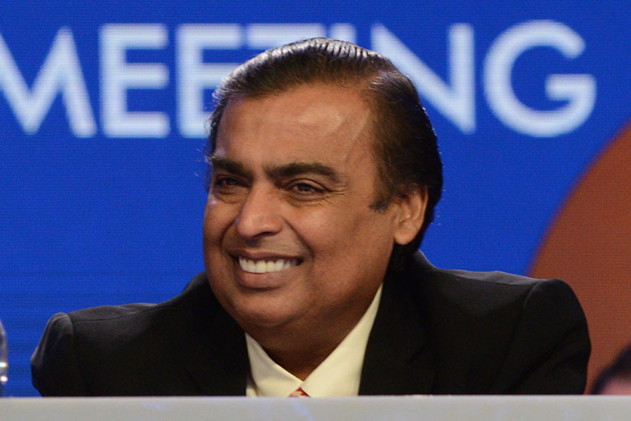 Retail and telecom boost RIL's Q2 net profit