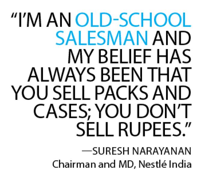 Rebuilding Nestlé: No instant fix