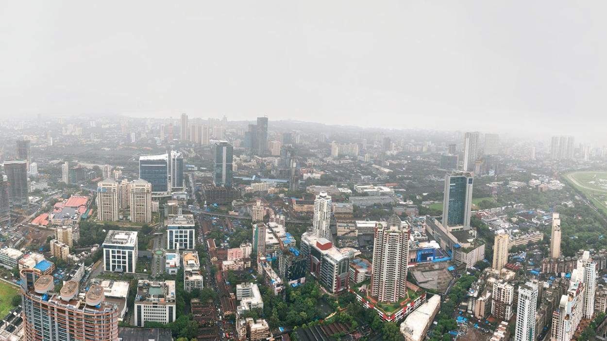 The new south Mumbai