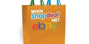 When Snapdeal met eBay