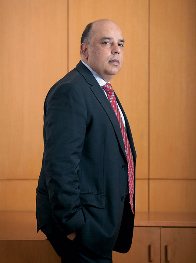 Rothin Bhattacharyya, chief strategy officer, HCL Infosystems.