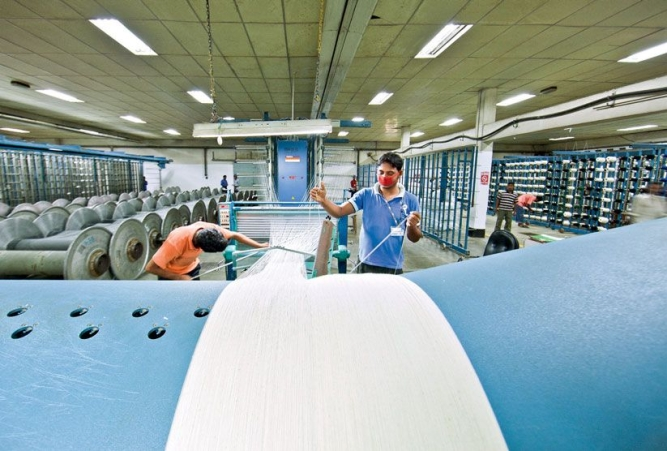 Bextex handles the full range of textile manufacturing operations from spinning to finishing garments.