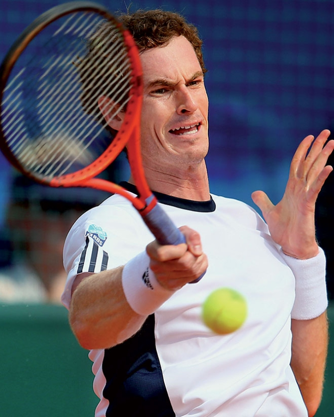 Andy Murray: Tennis player