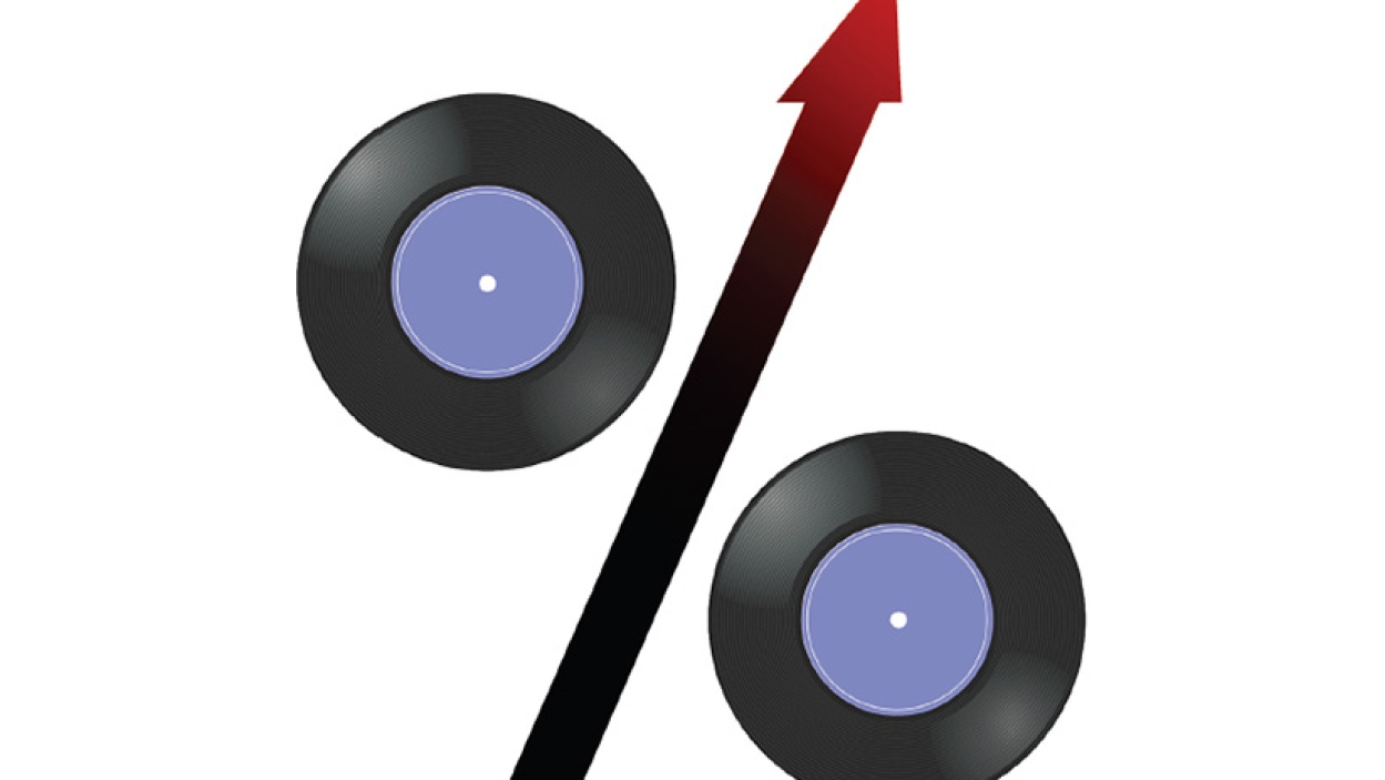 Long playing records