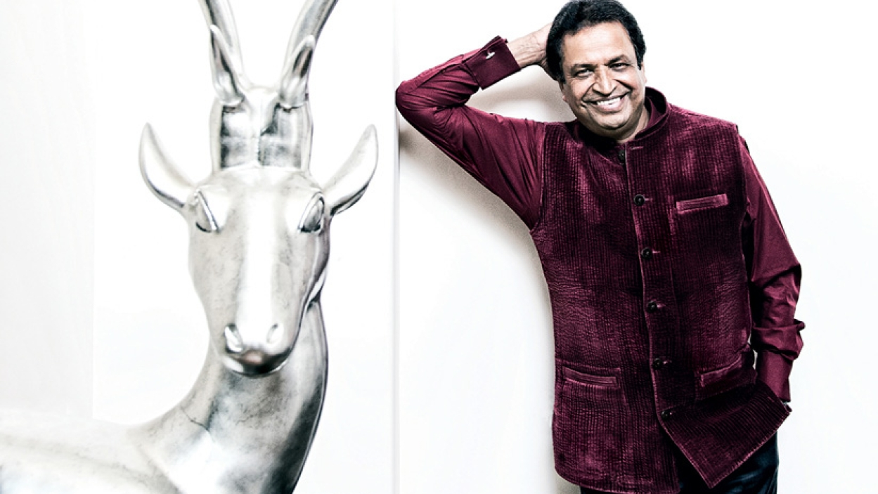 Binod Chaudhary: The friendly neighbourhood billionaire
