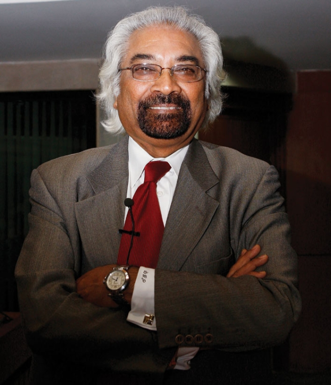 Sam Pitroda, advisor to former Prime Minister Rajiv Gandhi, says the government needs chief technology officers, like any company.