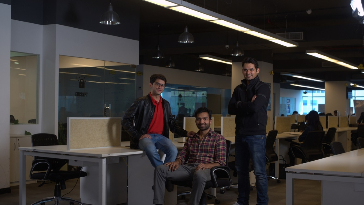 Abhiraj B, Raghav C, & Varun K: The handymen marketplace