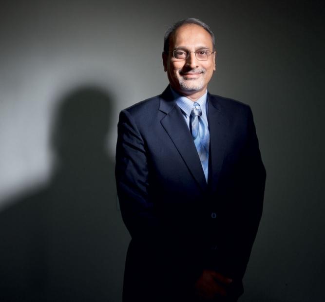 Devang Desai, chief financial officer, Adani Enterprises.