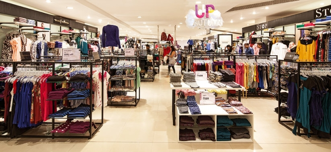 75b3665285d WARDROBE REFRESH  The redesigned Shoppers Stop store at Inorbit mall.