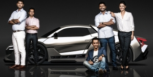 The race for India's first super car