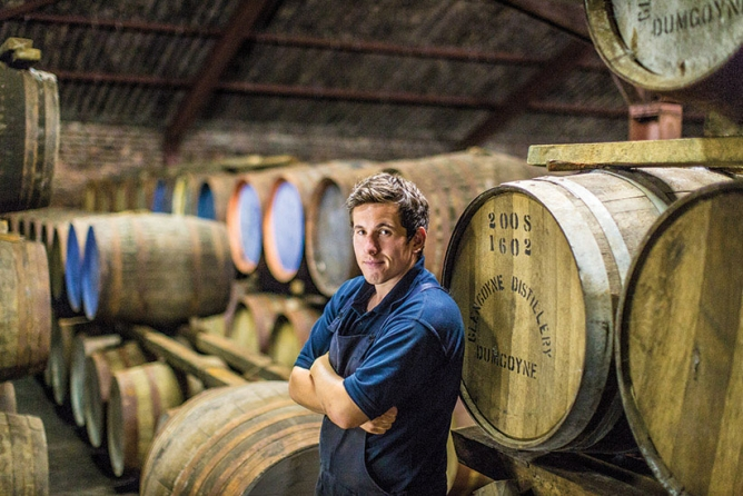 Two Worlds: While a section of the Scotch industry takes pride in a product that is thoroughly global, many distillery workers loathe the takeover of Scotch firms by foreign companies.
