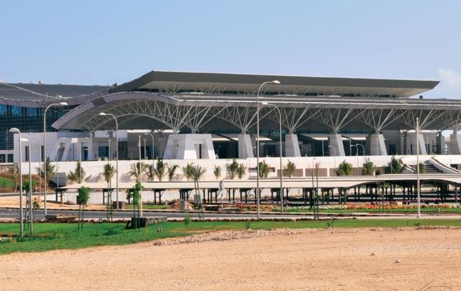Salalah Airport, Oman