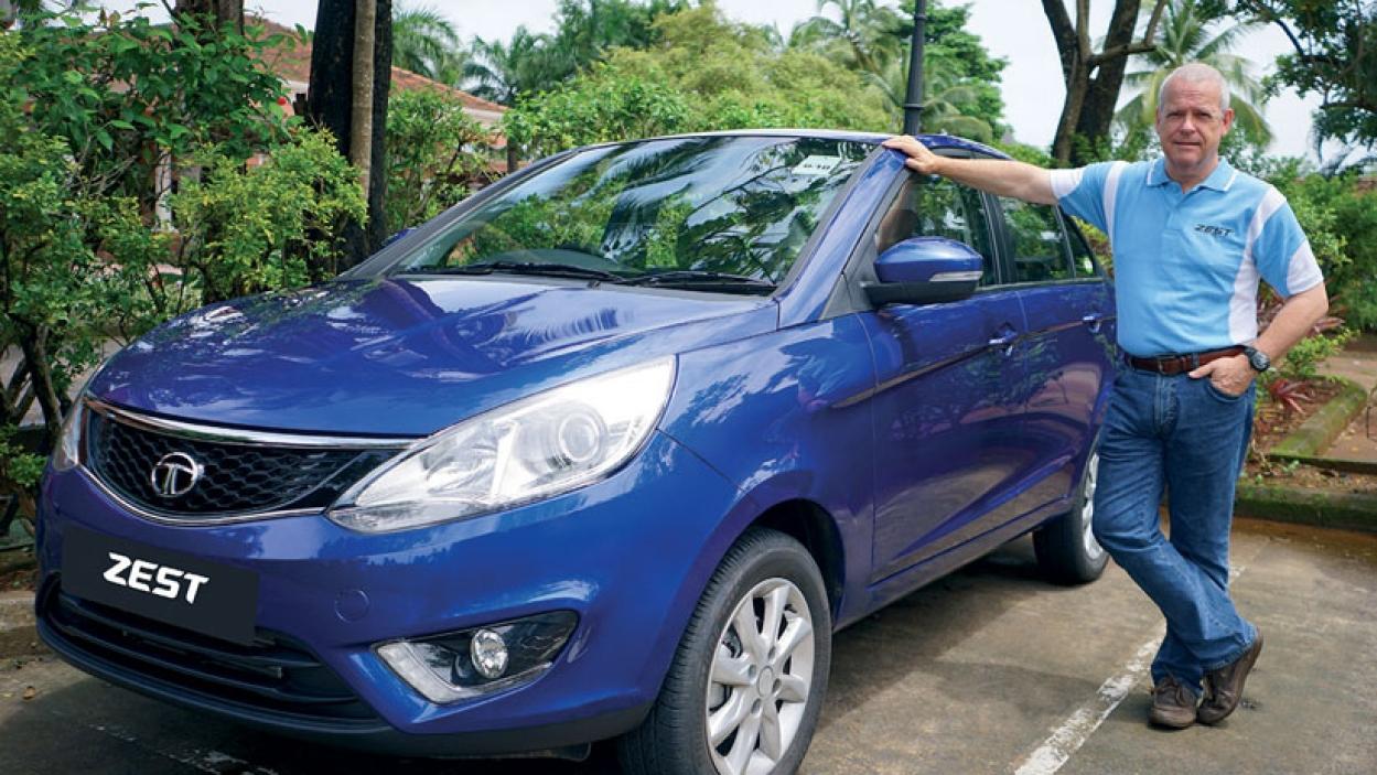 A New Zest At Tata Motors